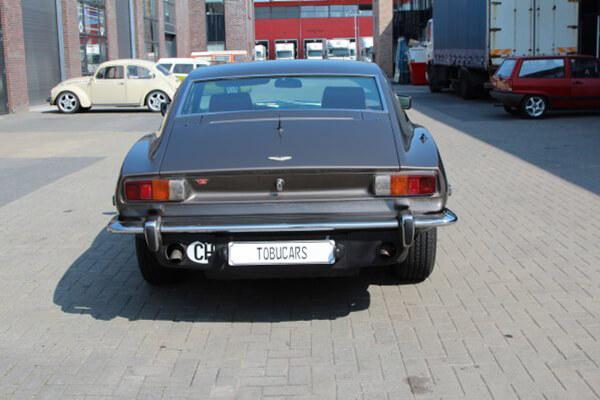 Aston Martin V8 Serie 3 1981