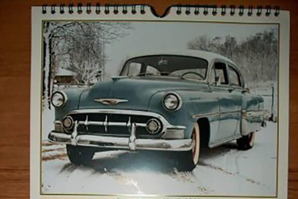Chevrolet Bel Air 1953