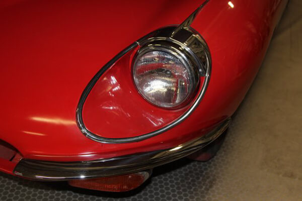 Jaguar E Type 1969