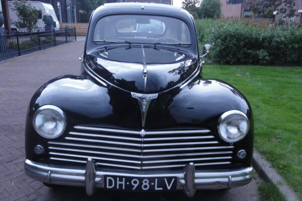 Peugeot 203 1957