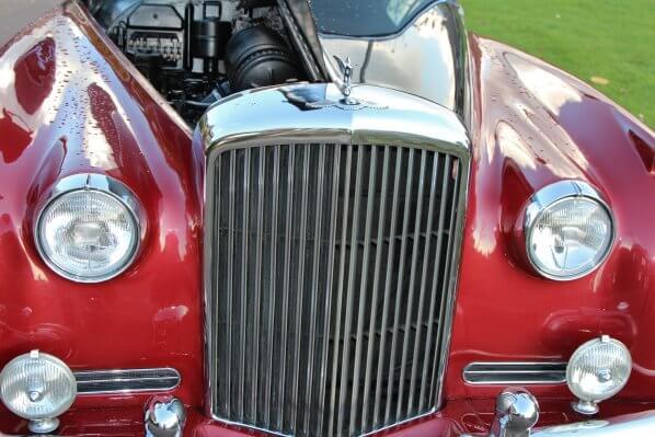 Bentley S1 1955