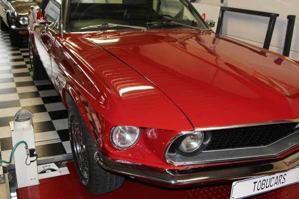 Ford Mustang Cabrio 1969