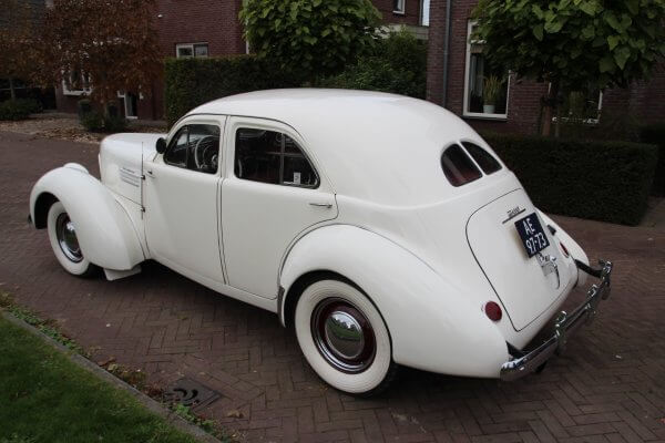 Graham Hollywood Supercharged 1941