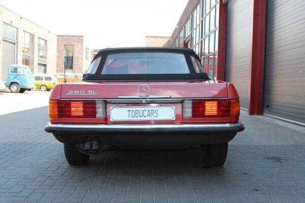 Mercedes 280 SL 1976