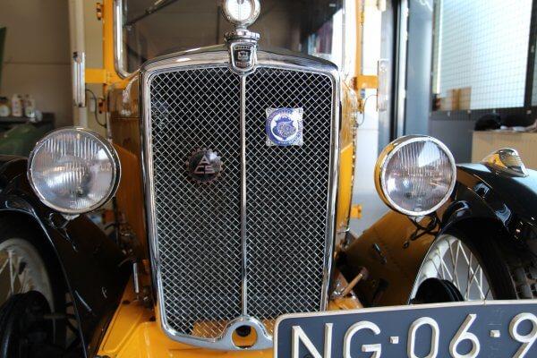 Morris Minor 1932