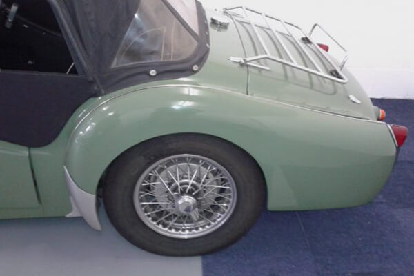 Triumph TR3 1957